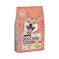Дог Чау 2,5кг Лосось для собак всех пород