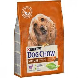 Дог Чау 14кг Ягненок для собак всех пород (старше 5 лет)