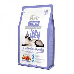 Брит Каре для кошек Сенситив, 2кг