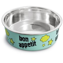 "Миска металлическая на резинке ""Bon Appetit"", 0,15л"