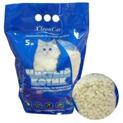 Чистый котик 5л - цеолит