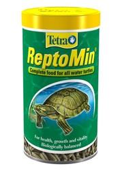 Тетра РептоМин 250мл - корм для водных черепах