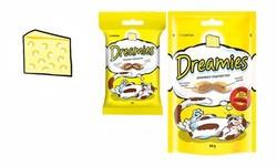 Дримс 30гр лакомые подушечки для кошек - Сыр