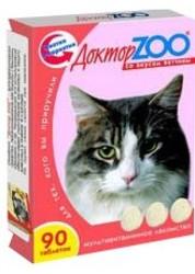 Доктор Zoo лакомство для кошек - Ветчина