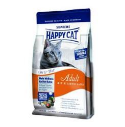 Happy Cat Adult корм для кошек, лосось 300г
