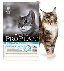 Pro Plan Dental Plus 400гр - уход за полостью рта