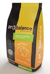 ProBalance Immuno 2кг Курица/Индейка - сухой корм для кошек
