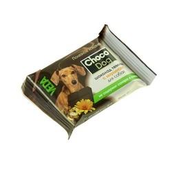 Шоколад для собак 15гр - Темный с Инулином