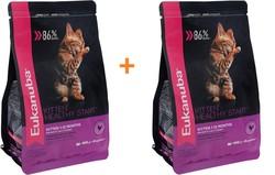 Эукануба для котят 400гр + 400гр