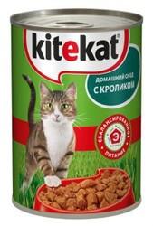 Китекет консервы для кошек 400гр - Кролик