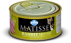 Хэппи Кэт паштет для кошек 100гр - Кролик