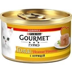 Гурме Голд 85гр - Курица (нежная начинка)