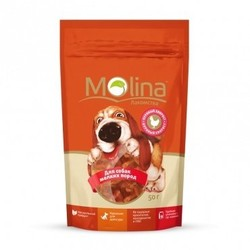 Молина для мелких собак 50гр - Куриный хворост