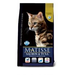 Матиз для кошек 400гр - Лосось и Тунец