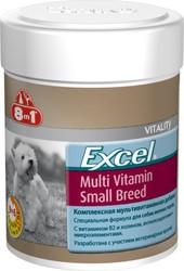 """""""8в1"""" Эксель Мультивитамин для мелких собак 70т (150мл)"""