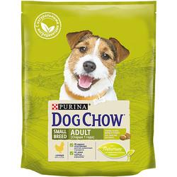 Дог Чау 800гр Курица для собак мелких пород
