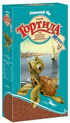 Тортила МИНИ 90гр - для молодых водных черепах, Гранулы