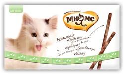 Мнямс лакомые палочки для кошек - Утка и кролик (10х5гр)