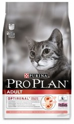 Pro Plan Adult корм для кошек, Лосось с рисом 1,5кг