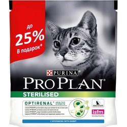 ПроПлан для кошек стерилиз. Кролик. 400гр (акционный пакет)