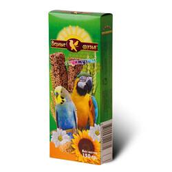 Верные друзья медовые палочки для птиц 150гр (2шт) - Кунжут