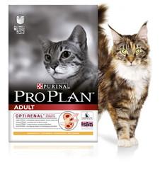 Pro Plan Adult корм для кошек - Курица с рисом 400гр