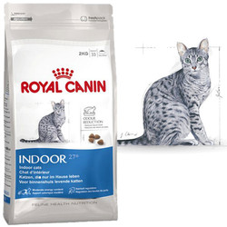 Royal Canin Indoor 400гр, корм для кошек живущих в помещении