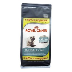 Royal Canin Hairball Care 400гр + 160гр,