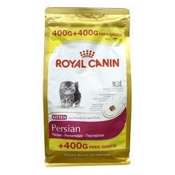 Royal Canin Kitten Persian 400гр+400гр, для котят Персидской породы