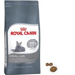 Royal Canin Oral Care 1,5кг, корм для кошек, профилактика образования зубного ка