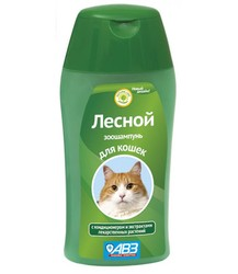 """Шампунь """"Лесной"""" 180мл - для кошек"""