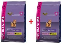 Эукануба для щенков мелких пород 800гр + 800гр