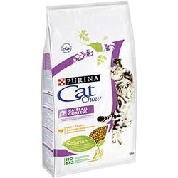 Cat Chow Hairball 1,5кг - корм для кошек, контроль шерсти