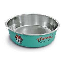 "Миска из нержавеющей стали ""Minnie & Treats"" 250мл (арт.WD3037)"