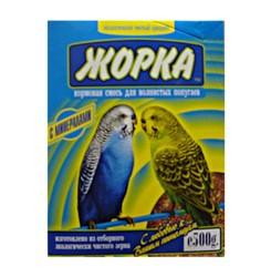 Жорка корм для волнистых попугаев, Минералы 500г